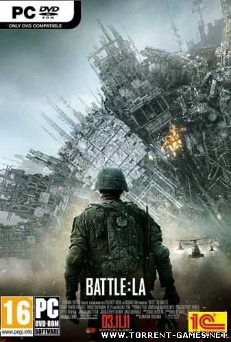 Battle: Los Angeles The Videogame (Konami, Saber Interactive) (RUS) [Repack] от Other s