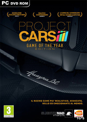 Project CARS: Game of the Year Edition [v 11.2] (2015) PC | RePack от FitGirl
