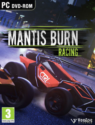 Mantis Burn Racing (2016) PC | Лицензия