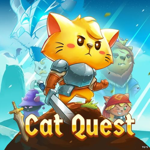 Cat Quest [v 1.1.2] (2017) PC