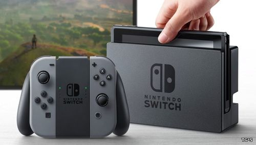 Стартуют продажи Nintendo Switch с 3-го марта 2017 года, будет стоить $ 299