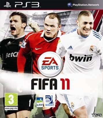 FIFA 11 (2010) PS3 [Rus]