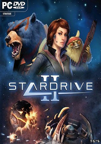 StarDrive 2: Gold Pack [v1.4 H1] (2015) PC | Steam-Rip от Let'sPlay