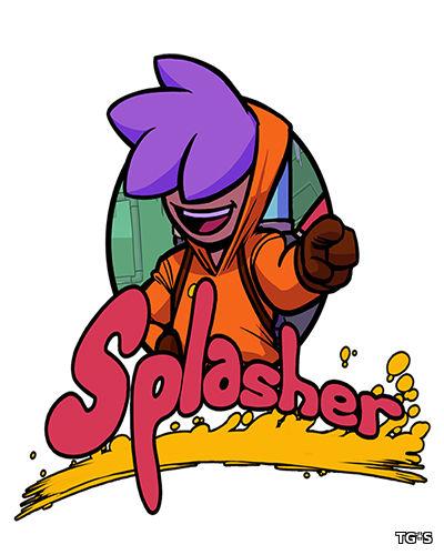 Splasher (2017) PC   RePack by qoob