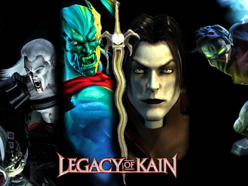 Legacy of Kain. Anthology [RePack] [1997-2003|Rus|Eng]