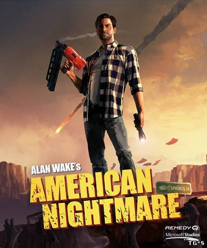 Alan Wake's American Nightmare (2012) PC | RePack by qoob