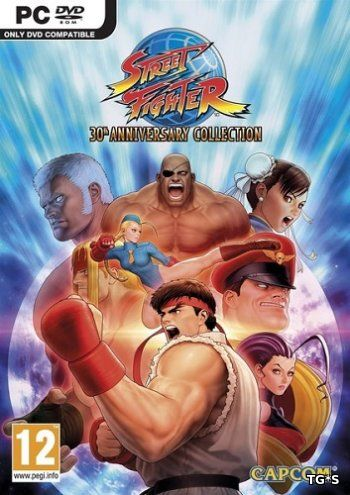 Street Fighter 30th Anniversary Collection (2018) PC | RePack by FitGirl