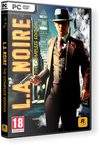 L.A. Noire - The Complete Edition (Rockstar Games) (RUS\ENG\Multi6) [RePack] от VANSIK