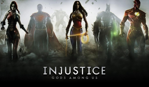 Injustice: Gods Among Us [v2.6.0 + Mod] (2013) Android