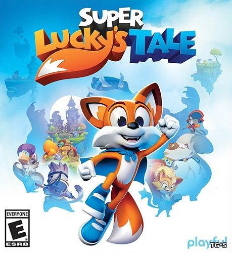 Super Lucky's Tale [v 1.5] (2017) PC | Лицензия
