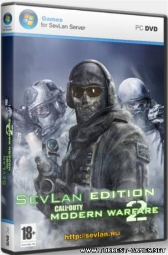Call OF Duty Modern Warfare 2 Sevlan Edition (2010/PC/Repack/Rus)