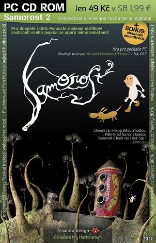 Samorost 2 (2008) PC   RePack by Other s