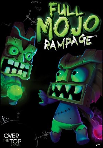 Full Mojo Rampage [v 1.0.125D] (2014) PC | RePack by Mizantrop1337