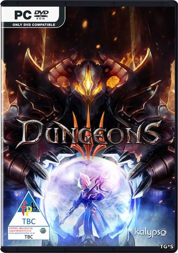 Dungeons 3 [RUS] (2017) PC | RePack by qoob