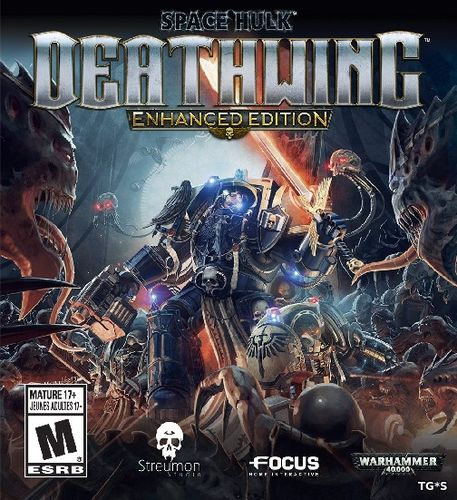 Space Hulk: Deathwing - Enhanced Edition [v 2.38 + DLC] (2018) PC | Repack by FitGirl