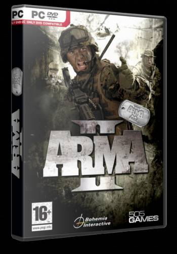 ArmA 2: Тактика современной войны / Armed Assault 2 (2009) PC