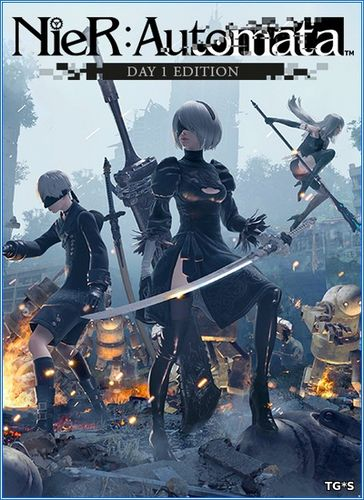 NieR:Automata. Day One Edition + 7 DLC (Square Enix) (RUS|ENG|MULTi5) [RePack] от SEYTER