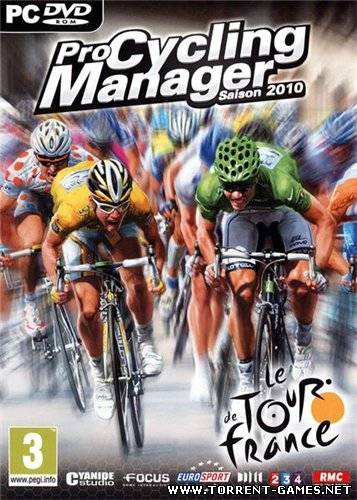 Pro Cycling Manager Season 2010 (2010/PC/Eng)