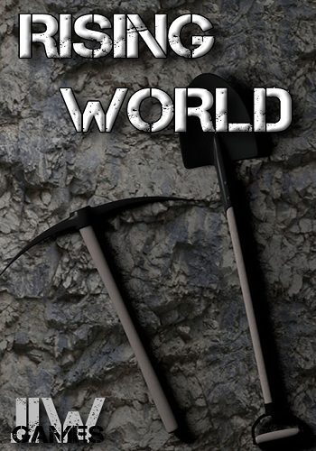 Rising World [v 0.9.3.3a | Early Access] (2014) PC | RePack by Pioneer