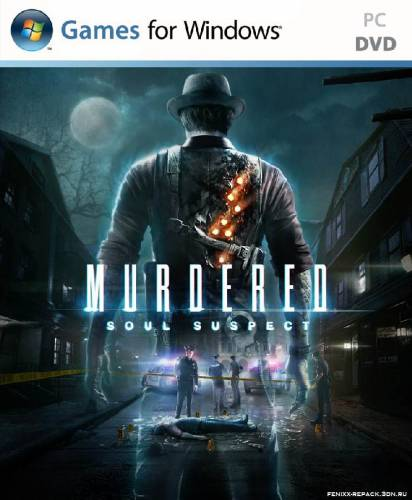 Murdered: Soul Suspect (2014) PC | RePack by qoob