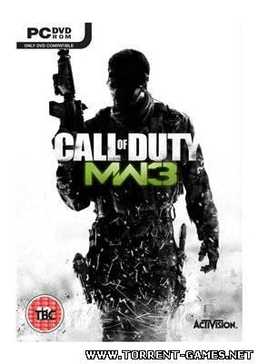 Call of Duty: Modern Warfare 3 (2011) HDRip Трейлер