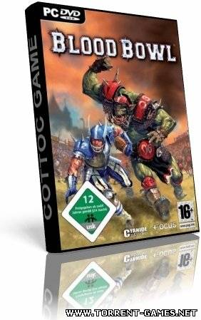Blood Bowl (2009) PC | RePack [RUS|PC|Strategy-Sport] (2009)