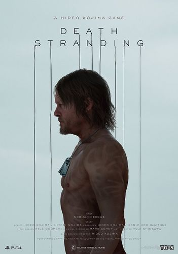 Death Stranding покажут на PlayStation Experience 2016