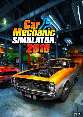 Car Mechanic Simulator 2018 [v 1.5.5 + 5 DLC] (2017) PC | RePack by xatab