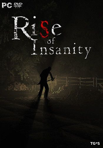 Rise of Insanity [ENG] (2017) PC | Лицензия