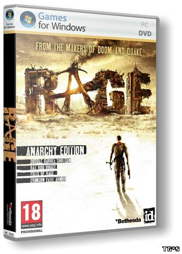 Rage: Anarchy Edition [FULL RUS] (2011) PC | RiP от R.G. Механики