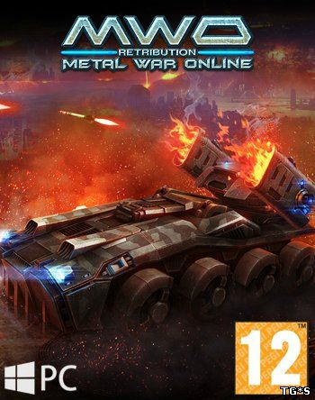Metal War Online: Retribution [1.1.1.3.0.2111] (2013) PC | Online-only