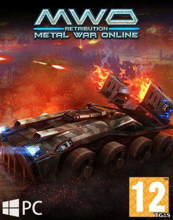 Metal War Online: Retribution [1.1.1.3.0.2111] (2013) PC | Online-only