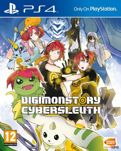 Digimon Story Cyber Sleuth [USA/ENG] (PS4)