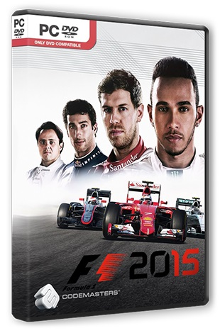 F1 2015 [v.1.0.21.2086] (2015) PC | RePack by =nemos=