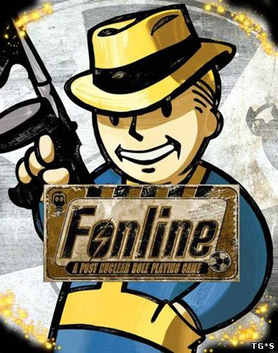 Fallout online / Fonline Rubik Engine Project [P] [ENG / RUS] (2012) [12.1.3]