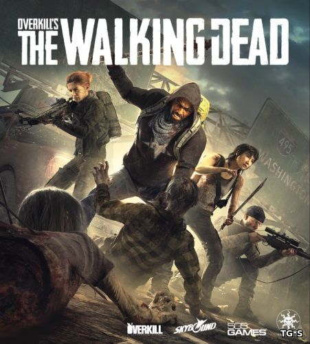 OVERKILL's The Walking Dead (2018) PC | Steam-Rip
