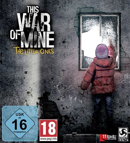 This War of Mine: The Little Ones (RUS/ENG/MULTI12) [Repack]