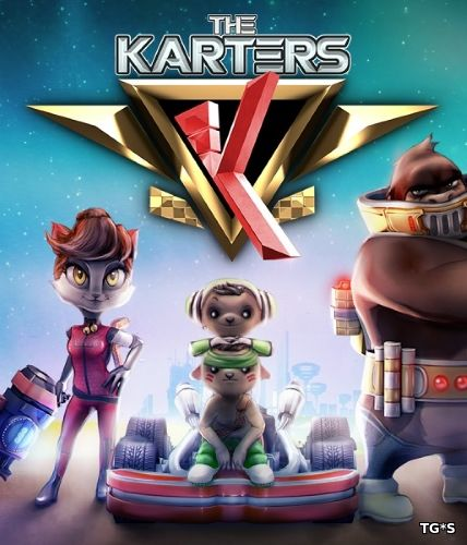 The Karters [ENG] (2018) PC | Лицензия