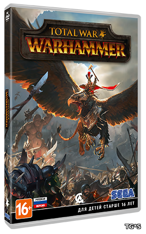 Total War: WARHAMMER [Update 2 + 3 DLC] (2016) PC | RePack от Valdeni