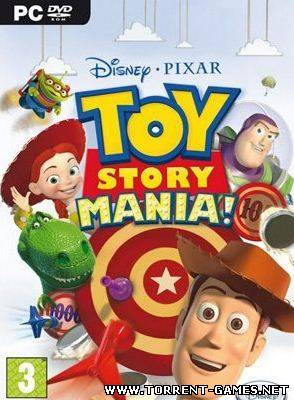 Toy Story Mania (2010)
