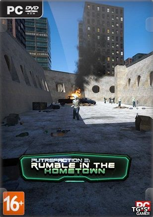 Putrefaction 2: Rumble in the hometown (2017) PC | Лицензия