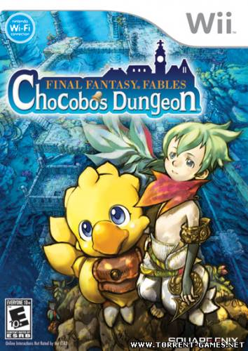 Final Fantasy Fables: Chocobo's Dungeon [Multi 5] [PAL] (2008)
