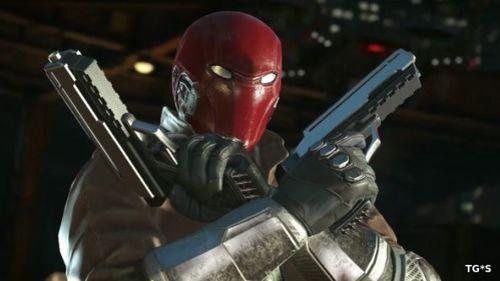 В Injustice 2 добавят нового героя Red Hood (13 июня)