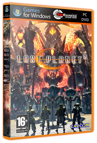 Lost Planet 2 (Capcom Entertainment) (RUS) [RePack] от R.G. UniGamers
