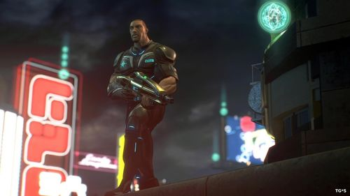 Релиз игры Crackdown 3 намечен на 2017 год