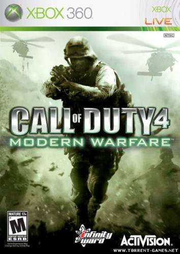 Call of Duty 4: Modern Warfare [RegionFree/RUSSOUND]