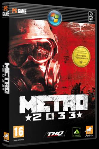 Metro 2033 (2010) [RUS][ENG][RUSSOUND][RePack] by Mrseld