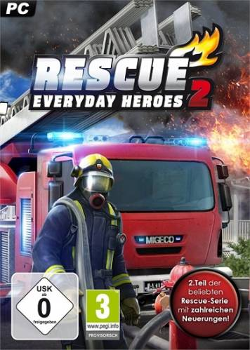 RESCUE 2: Everyday Heroes (2015) PC
