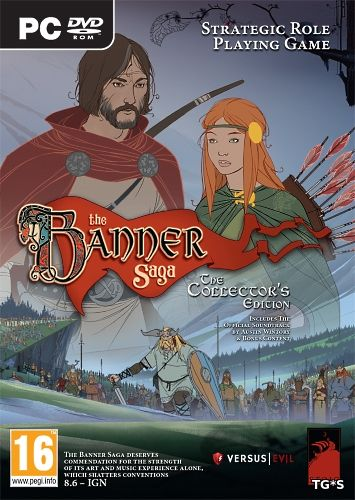 The Banner Saga Collection (2014-2016) PC | Steam-Rip by Let'sРlay