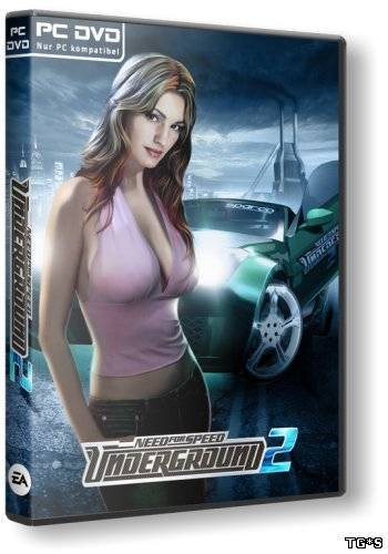 Need For Speed Underground 2 Russia Drift (2012/PC/Repack/Rus) от [Crazyyy.]